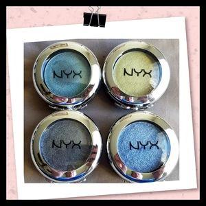 NYX Prismatic Eyeshadow Bundle
